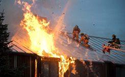 ¿Quién paga los daños de un incendio en una vivienda hipotecada?